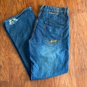 Men's billabong jeans 34x32